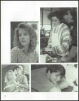 1992 Keokuk High School Yearbook Page 42 & 43