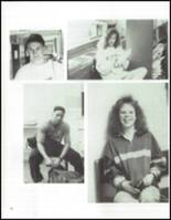 1992 Keokuk High School Yearbook Page 48 & 49