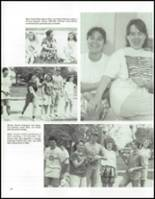 1992 Keokuk High School Yearbook Page 66 & 67