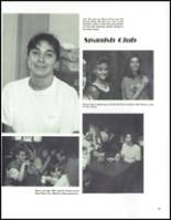 1992 Keokuk High School Yearbook Page 68 & 69