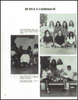 1992 Keokuk High School Yearbook Page 72 & 73