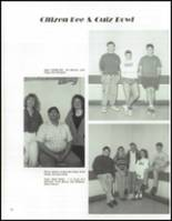 1992 Keokuk High School Yearbook Page 74 & 75