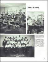 1992 Keokuk High School Yearbook Page 92 & 93