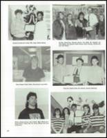 1992 Keokuk High School Yearbook Page 104 & 105