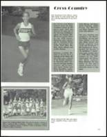 1992 Keokuk High School Yearbook Page 116 & 117