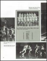 1992 Keokuk High School Yearbook Page 128 & 129