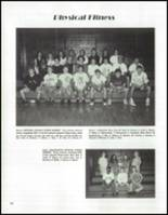 1992 Keokuk High School Yearbook Page 156 & 157