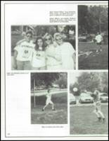 1992 Keokuk High School Yearbook Page 166 & 167