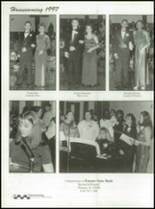 1997 Egyptian High School Yearbook Page 20 & 21