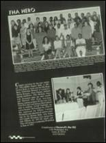 1997 Egyptian High School Yearbook Page 54 & 55