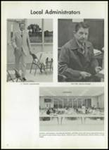 1978 Clyde High School Yearbook Page 16 & 17