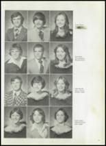 1978 Clyde High School Yearbook Page 32 & 33