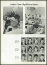 1978 Clyde High School Yearbook Page 44 & 45
