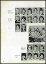 1978 Clyde High School Yearbook Page 54 & 55