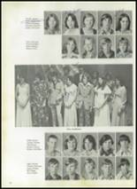 1978 Clyde High School Yearbook Page 56 & 57