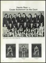 1978 Clyde High School Yearbook Page 82 & 83
