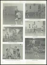 1978 Clyde High School Yearbook Page 84 & 85