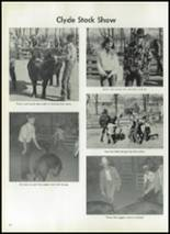 1978 Clyde High School Yearbook Page 98 & 99