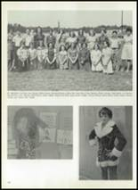 1978 Clyde High School Yearbook Page 110 & 111