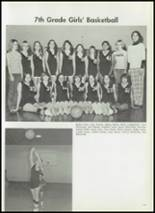 1978 Clyde High School Yearbook Page 116 & 117