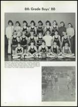 1978 Clyde High School Yearbook Page 118 & 119
