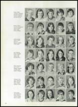 1978 Clyde High School Yearbook Page 124 & 125