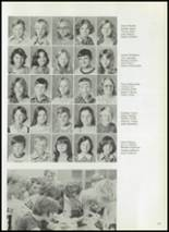 1978 Clyde High School Yearbook Page 128 & 129