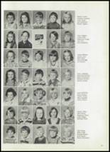 1978 Clyde High School Yearbook Page 154 & 155