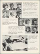 1967 Erick High School Yearbook Page 18 & 19