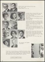 1967 Erick High School Yearbook Page 20 & 21