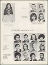 1967 Erick High School Yearbook Page 22 & 23