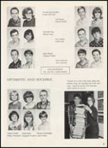 1967 Erick High School Yearbook Page 24 & 25