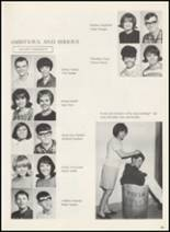 1967 Erick High School Yearbook Page 26 & 27