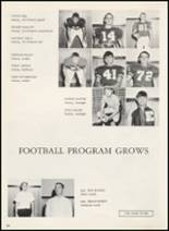 1967 Erick High School Yearbook Page 28 & 29