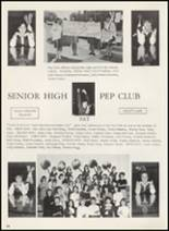 1967 Erick High School Yearbook Page 34 & 35