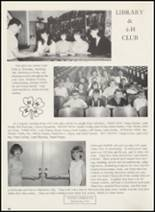 1967 Erick High School Yearbook Page 52 & 53