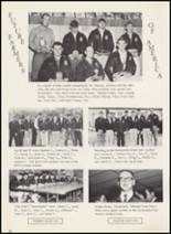 1967 Erick High School Yearbook Page 66 & 67