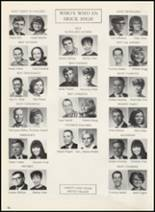 1967 Erick High School Yearbook Page 80 & 81