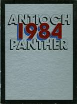 1984 Yearbook Antioch High School