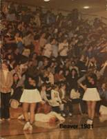 1981 Yearbook Beaverton High School