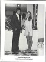 1975 Waxahachie High School Yearbook Page 32 & 33