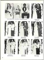 1975 Waxahachie High School Yearbook Page 42 & 43