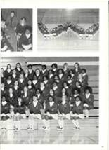 1975 Waxahachie High School Yearbook Page 60 & 61
