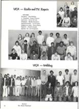 1975 Waxahachie High School Yearbook Page 78 & 79