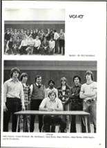 1975 Waxahachie High School Yearbook Page 82 & 83