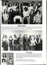 1975 Waxahachie High School Yearbook Page 84 & 85