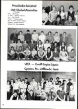 1975 Waxahachie High School Yearbook Page 86 & 87