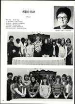 1975 Waxahachie High School Yearbook Page 88 & 89
