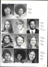 1975 Waxahachie High School Yearbook Page 108 & 109