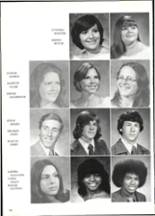 1975 Waxahachie High School Yearbook Page 110 & 111